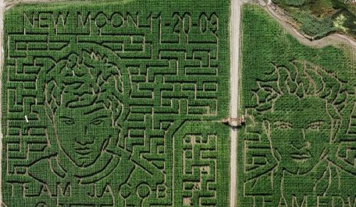 Twilight maze