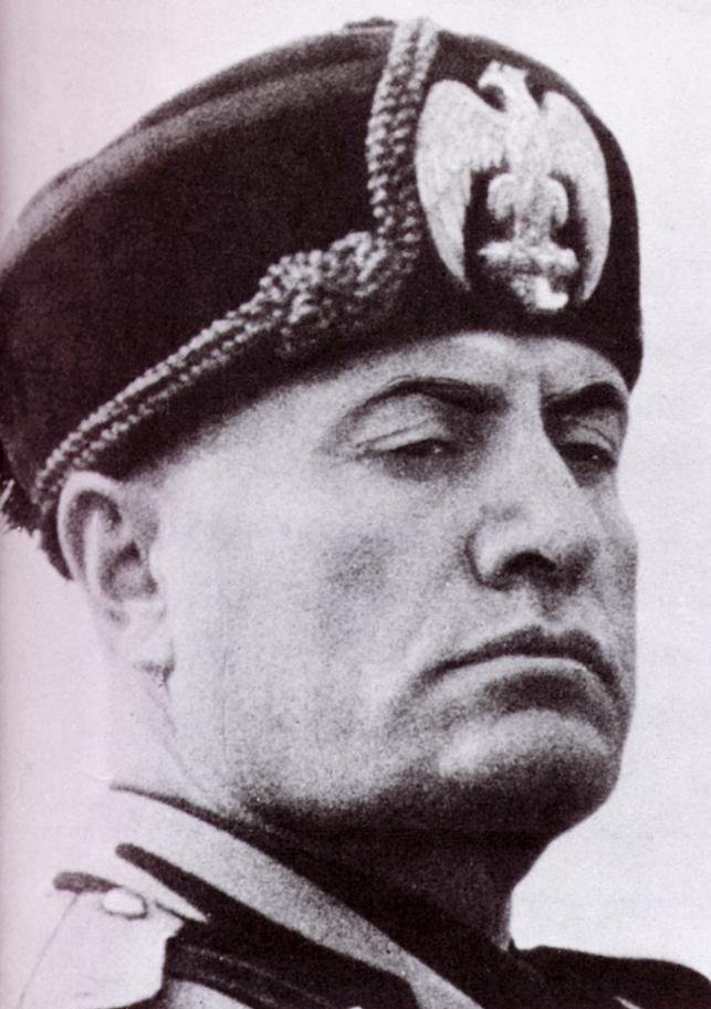 Benito Mussolini's brain is for sale on E-bay