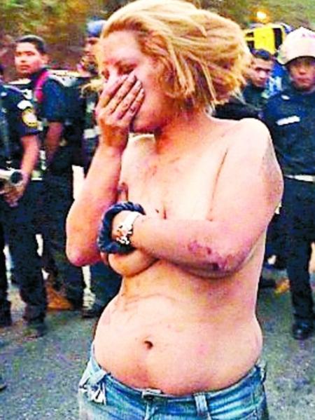 Naked Women From Guatimalla 89